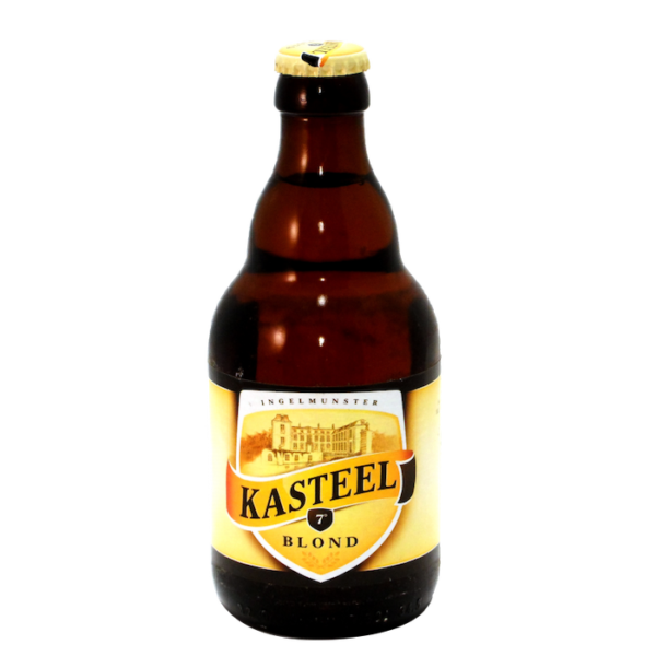 biere belge kasteel blonde du chateau bar chateau de vincennes