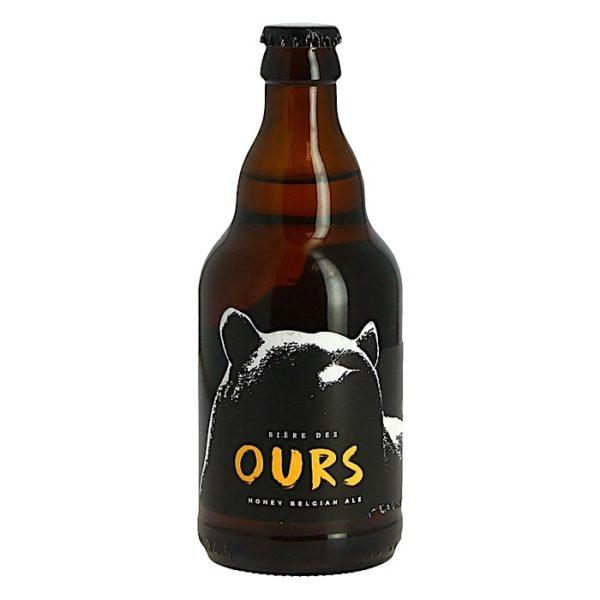 Biere de l'ours vente à emporter bar à bière vincennes