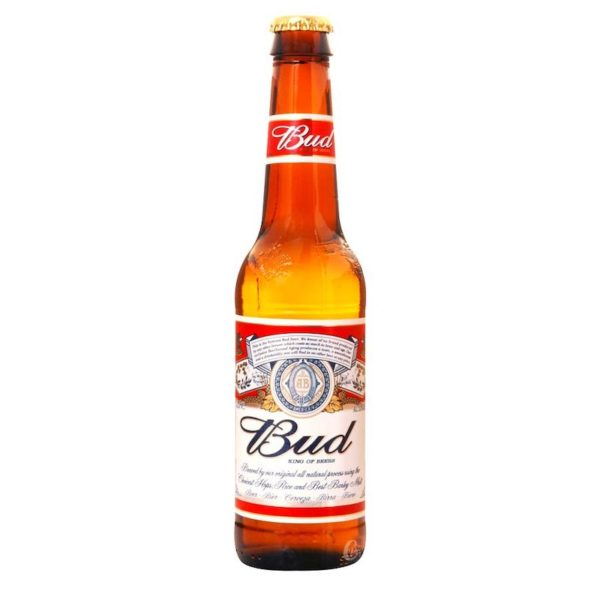 Bière Américaine Bud - Bar paris vincennes la tete a l envers