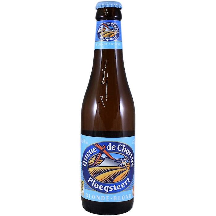 Bière Blonde Queue de Charrue - Pub sportif regarder le match Vincennes