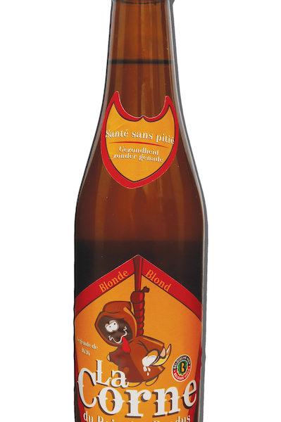 Bière Blonde du Pendu bar sportif paris vincennes