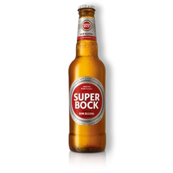 Bière Portugaise Super Bock - Bar paris vincennes la tete a l envers