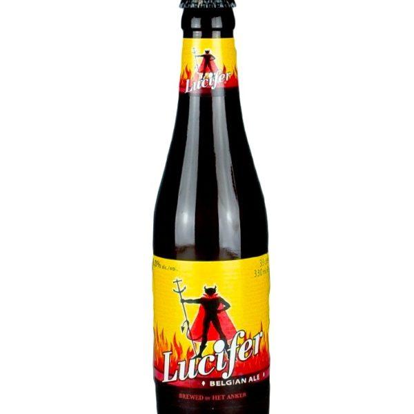 Bière belge Lucifer Bar à Bières Paris Vincennes