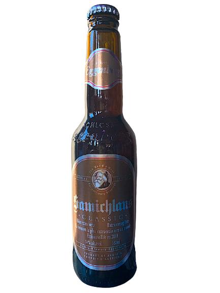 Bière St Samichlaus - pub sportif paris vincennes