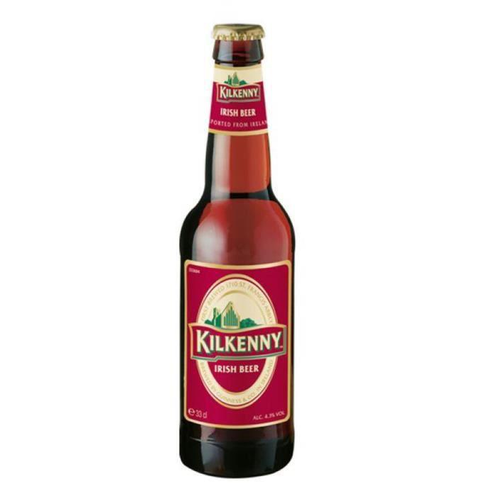 Biere ambrée kilkenny - bar paris vincennes la tete a l envers