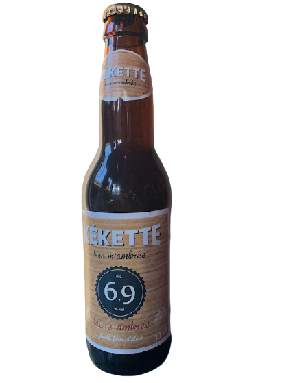 bière kékette 69 à emporter au pub sportif paris