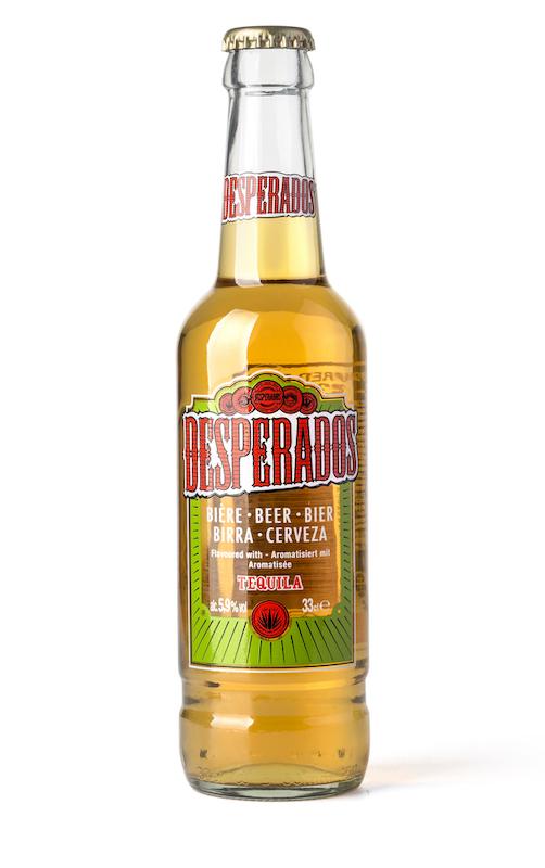 bière aromatisée desperados - Bar paris vincennes la tete a l envers