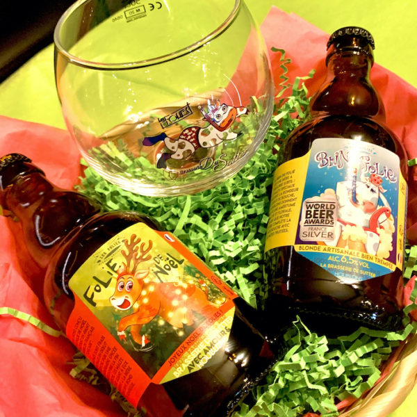 panier 2 bières bar bière à emporter